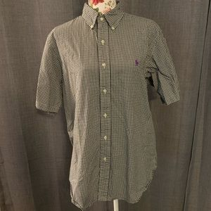 Ralph Lauren Button Up Short Sleeve